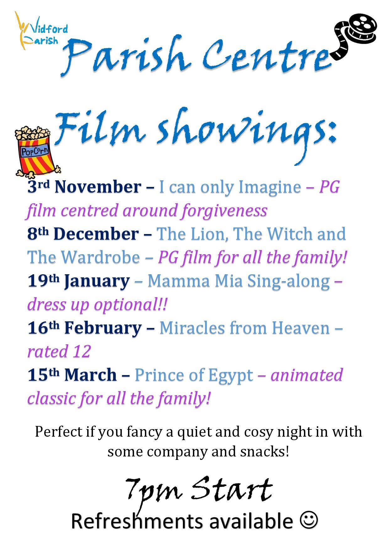 Film Dates poster page 001