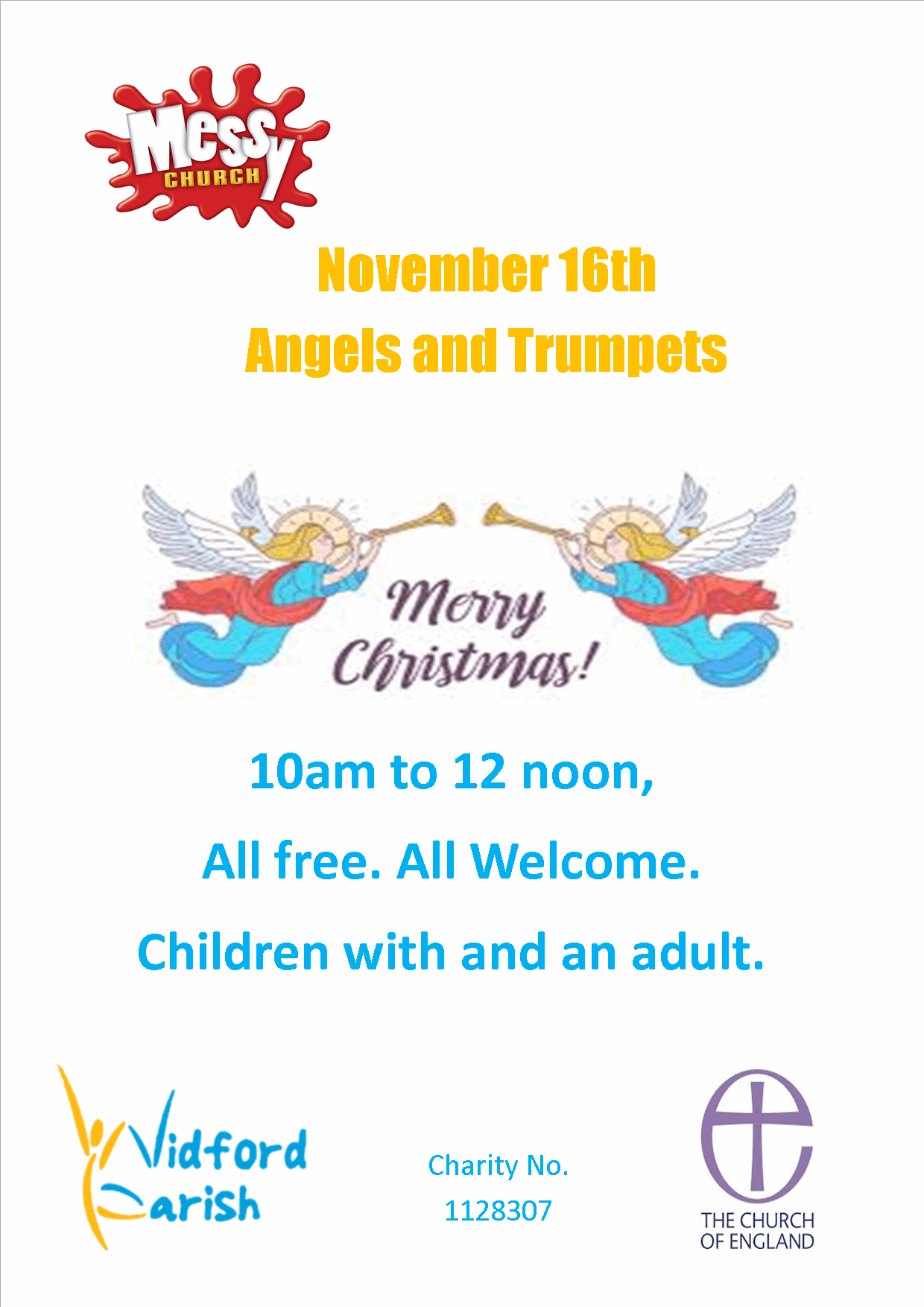 Angels and Trumpets nov 19
