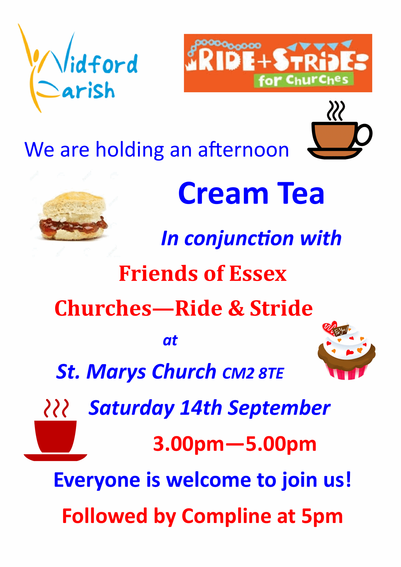 cream tea poster September 2019.1 1